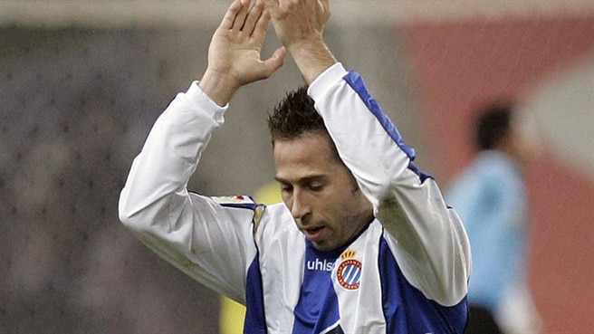 Tamudo blow for high-flying Espanyol