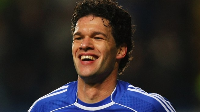 Ballack back in Germany reckoning