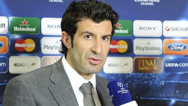 Figo rallies Inter for CSKA encounter