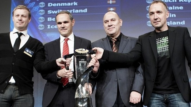 Denmark start to size up Group A task