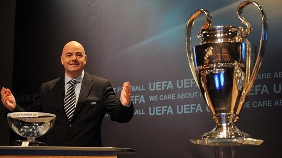 UCL Full Draw - Round of 16