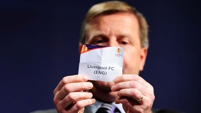 UEFA Europa League round of 32 draw