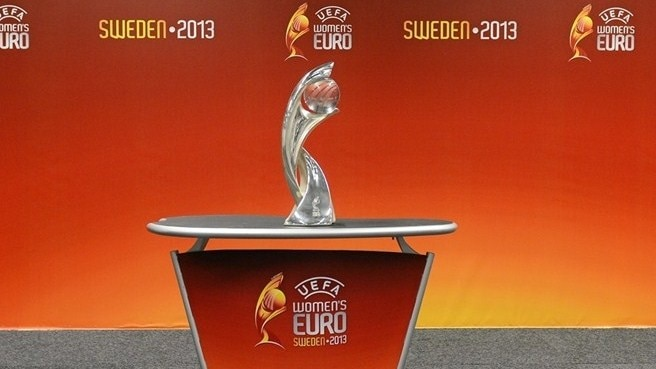 UEFA Women's EURO 2013 draw live on Friday