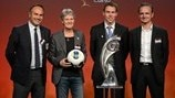 Group A coaches (UEFA Women's EURO 2013 finals draw)
