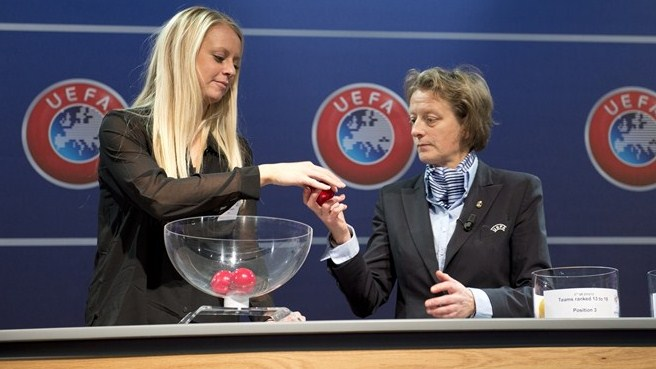 2013/14 Women's U19 first qualifying round draw