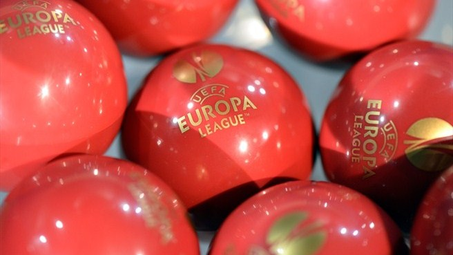 UEFA Europa League quarter-final draw balls