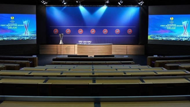 UEFA Europa League first and second qualifying round draws