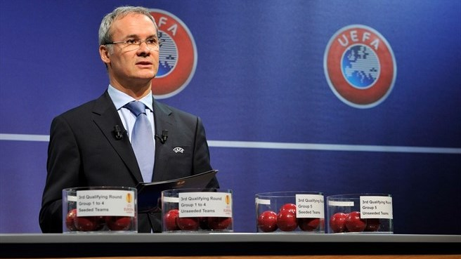 Giorgio Marchetti (UEFA Europa League third qualifying round draw)