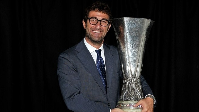 Ciro Ferrara (UEFA Europa League group stage draw)