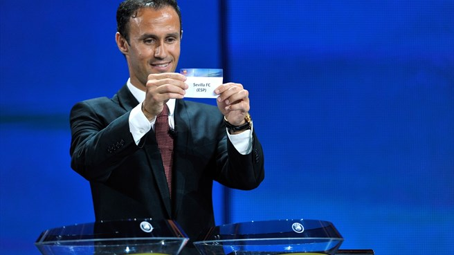 Ricardo Carvalho (UEFA Europa League group stage draw)