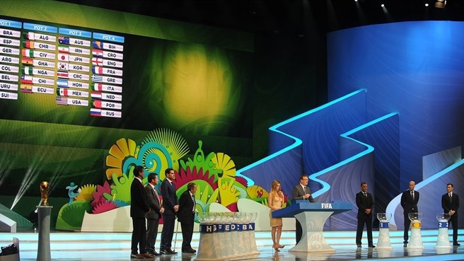 FIFA World Cup draw