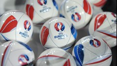 UEFA EURO 2016 qualifying draw balls