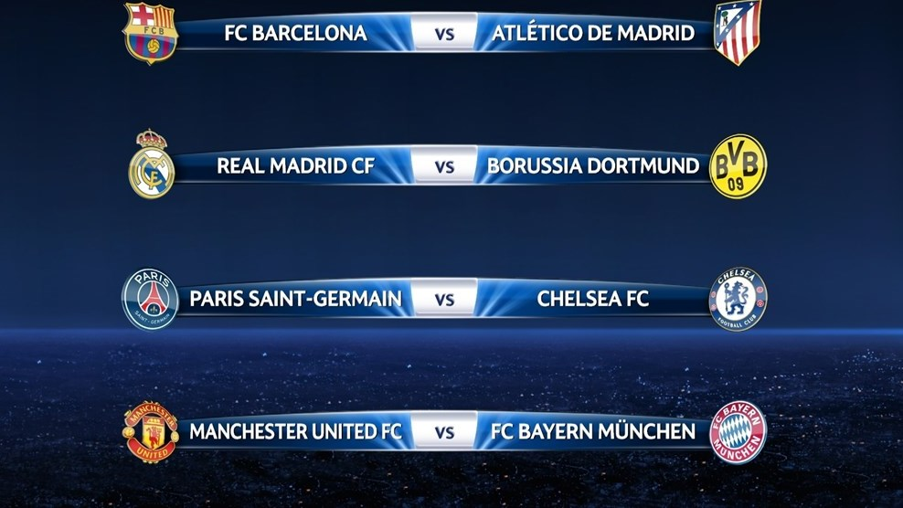 Calendario Uefa Champions League.The Official Website For European Football Uefa Com