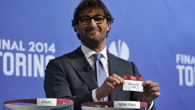 Ciro Ferrara (UEFA Europa League semi-final draw)