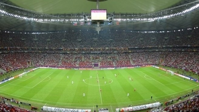 2015 final: National Stadium Warsaw