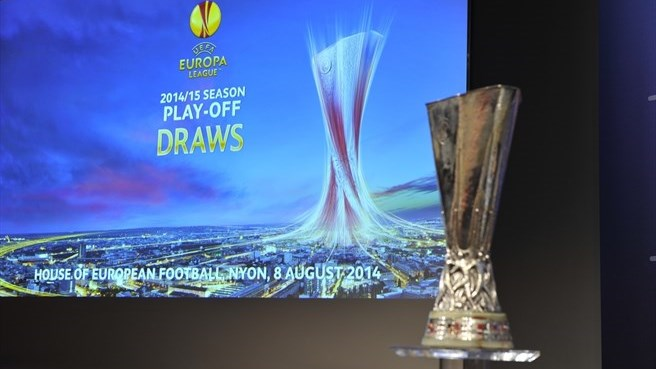 UEFA Europa League play-off draw