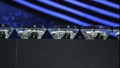 UEFA Champions League group stage draw