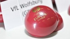 UEFA Europa League round of 32 draw balls