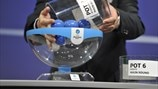 UEFA Futsal Cup draws live on Thursday