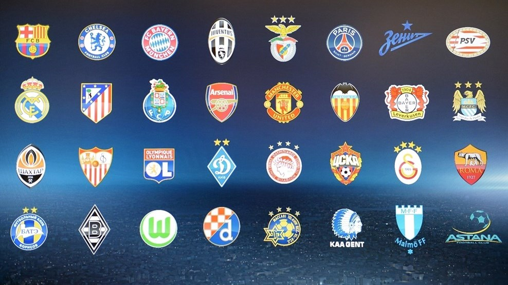 ©Getty Images for UEFA UEFA Champions League group stage draw