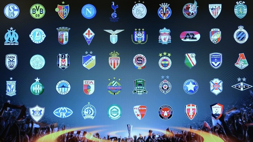 europa league teams