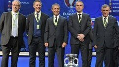 Group F coaches (UEFA EURO 2016 final tournament draw)