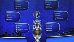 UEFA EURO 2016 final tournament draw results