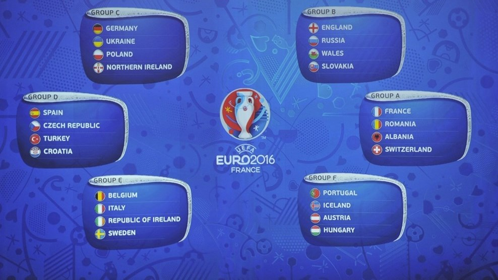UEFA EURO 20FINAL DRAW on Vimeo