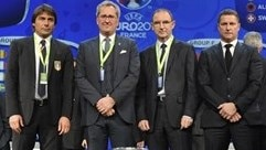 Group E coaches (UEFA EURO 2016 final tournament draw)