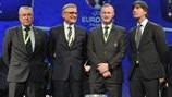 Group C coaches (UEFA EURO 2016 final tournament draw)