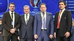 Group B coaches (UEFA EURO 2016 final tournament draw)