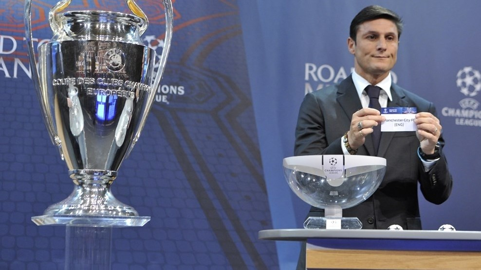 european football draw today
