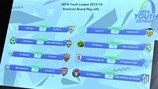 UEFA Youth League play-off draw results