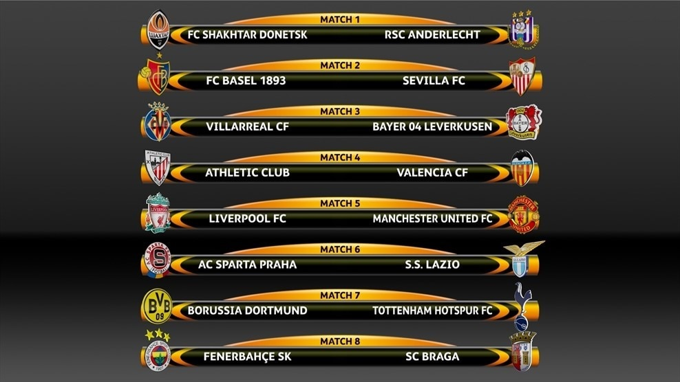 europa league draw - photo #14