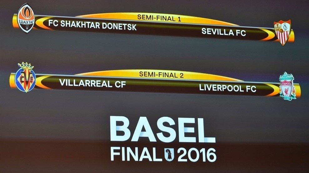 UEFA Europa League 2014-2015 group stage draw