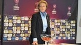 Karen Espelund (UEFA European Women's Under-19 Championship draw)