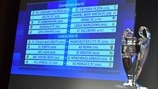 Play-off round draw