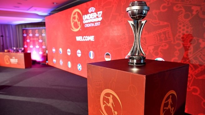 U17 EURO final tournament match, TV schedule