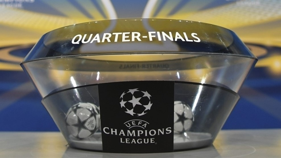 Champions League Quarter Final Draw All You Need To Know Uefa