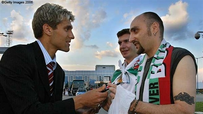 Petrov returns to Bulgaria fold