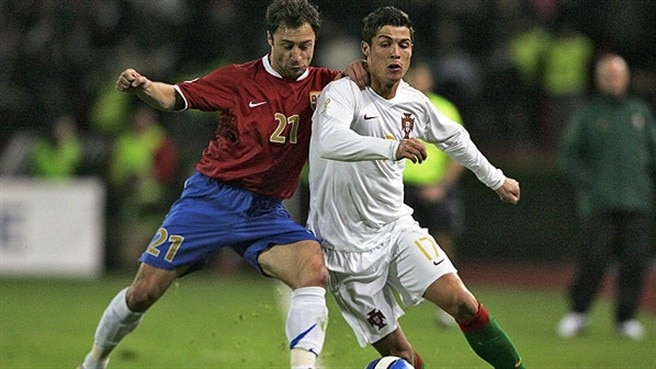 Portugal thwarted by defiant Serbia