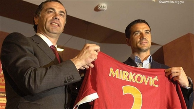 Mirkovic to make mark for Serbia