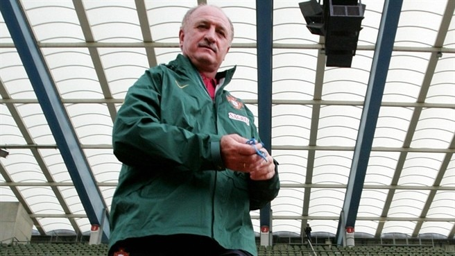 Scolari accords Azerbaijan respect