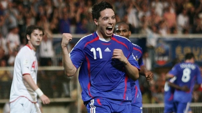 Nasri keeps France out in front