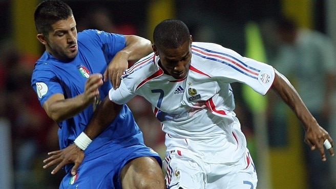 Milan stalemate favours France