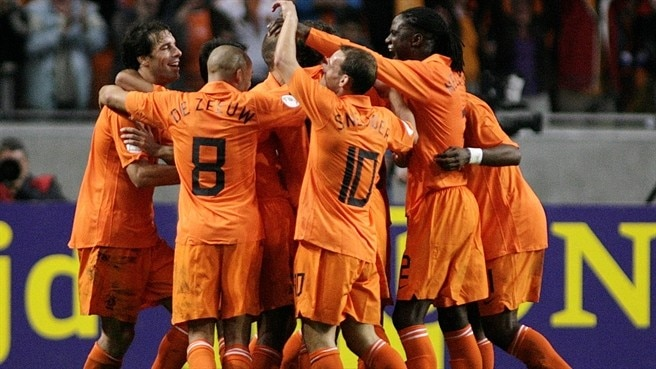 Madrid duo do the Netherlands proud