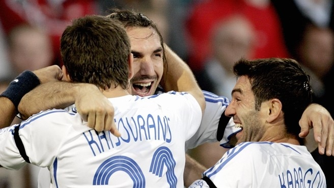 Greece on course with Oslo draw