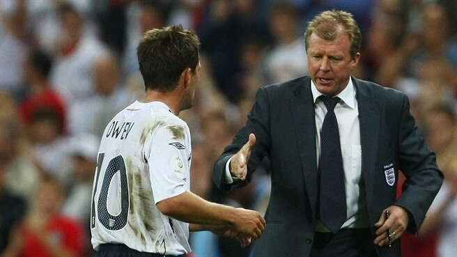 McClaren praise for England energy