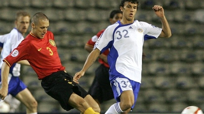 Firm Belgium frustrate Finland