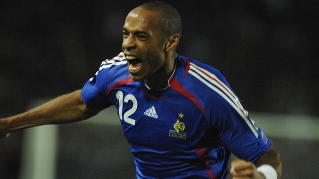 Record-breaker Henry sets France flying